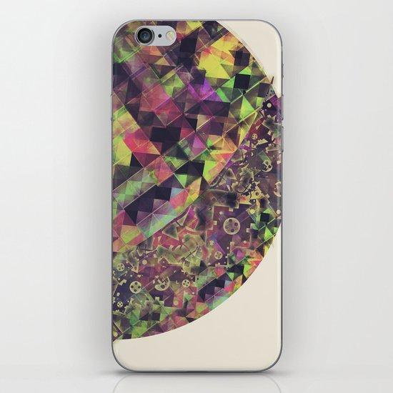 Green Garden iPhone Skin