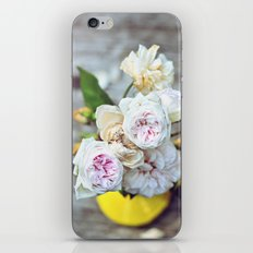 The Last Days of Spring - Old Roses I iPhone & iPod Skin