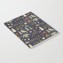 Winter Nights Notebook