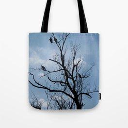 Cathartes Aura II Tote Bag