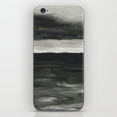 Dark sea iPhone Skin