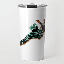 Bright Nudibranch Travel Mug