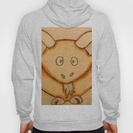Billy the goat Hoody