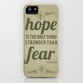 Fire is Catching iPhone Case