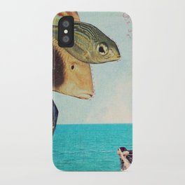 fisher iPhone Case