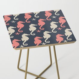 AFE Seahorse Pattern Side Table