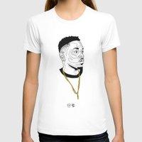 kendrick lamar T-shirts featuring Kendrick Lamar by Timothy McAuliffe