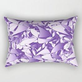 Pattern violet 211 Rectangular Pillow