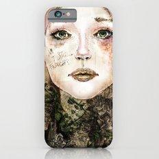 Indelicate Thorns iPhone 6s Slim Case