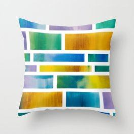 instant of time that is mine Throw Pillow