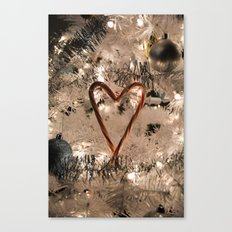 Sweet in love Canvas Print