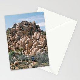 Towards the rocks Stationery Cards