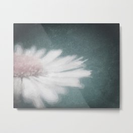 A FLOWER FOR JANE  Metal Print