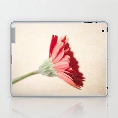 Textured Red Gerbera  Laptop & iPad Skin