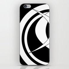 DJ Panzius (white) iPhone & iPod Skin
