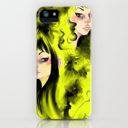 Augustine & Merry iPhone Case