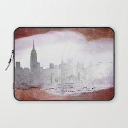 New York Abstraction Laptop Sleeve