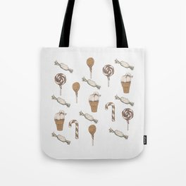 Sweet hair Tote Bag