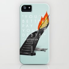 Capitalism. Slim Case iPhone SE