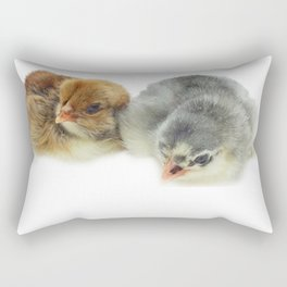 cute chicken Rectangular Pillow