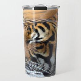 Tiger, Tiger Fast Asleep Travel Mug