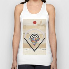 One Flew Over The Cuckoo's Nest Unisex Tank Top
