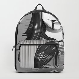 Dark Anime Kaidan Backpack
