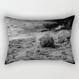 Stones Throw Away Rectangular Pillow