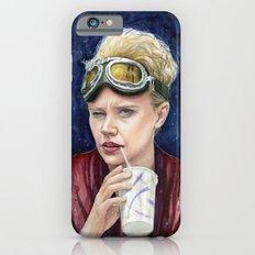 Holtzmann Ghostbusters Portrait iPhone 6s Slim Case