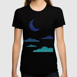 Starry Clouds T-shirt