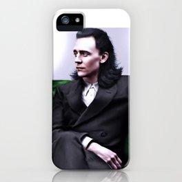 Loki - A Study in Seduction I iPhone Case