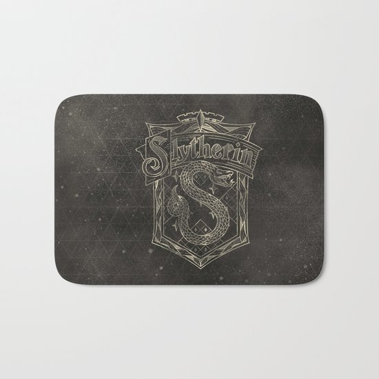 Slytherin House Bath Mat