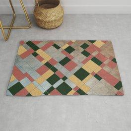 Tiling Mosaic Rug