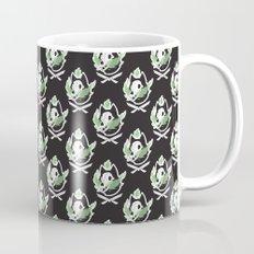 Wolf Skull Pattern Mug