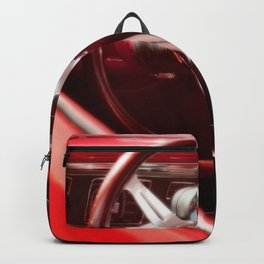 Red Ride Backpack