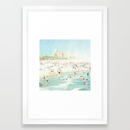 Peeps Dips 1 Framed Art Print