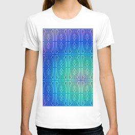 K - pattern T-shirt