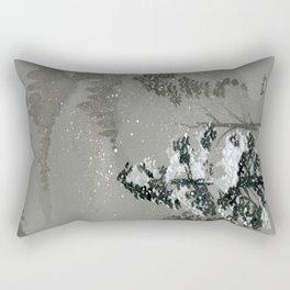 Duck Mountain Rectangular Pillow