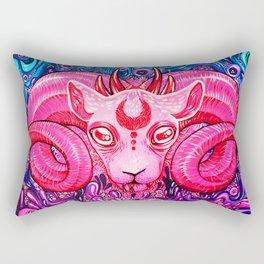 GlitterRam Rectangular Pillow
