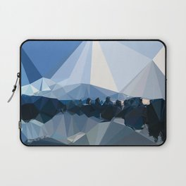 The Color of Travel : Vancouver Blues Laptop Sleeve