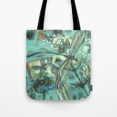 Flyfishing_1 Tote Bag