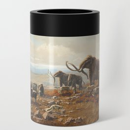 New York Pleistocene Tundra Can Cooler