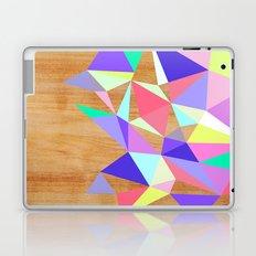Wooden Geo Pastel Laptop & iPad Skin