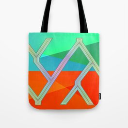 Way of information ... Tote Bag