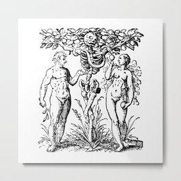 Adam & Eve Metal Print