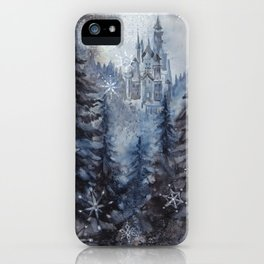 Snow Starlight iPhone Case