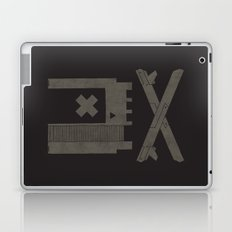 Nes Skull Laptop & iPad Skin