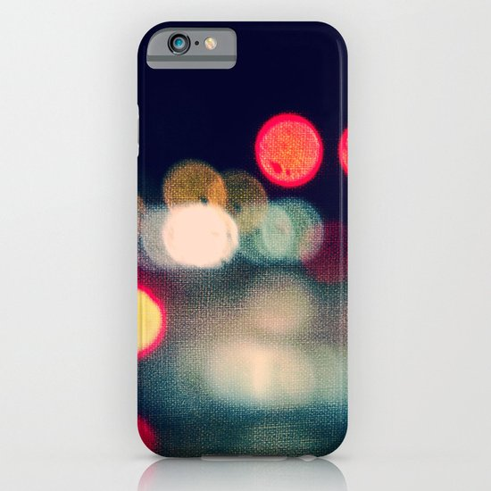 into the night iPhone & iPod Case