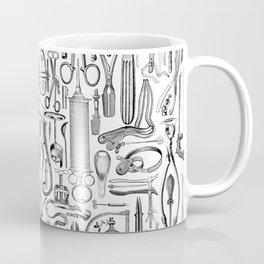Medical Condition B&W Coffee Mug