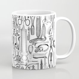 Medical Condition B&W Coffee Mug